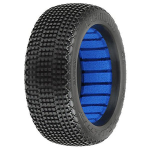 Lockdown X4 (Super Soft) Off- Road 1:8 Buggy Tires (2)
