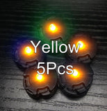 5 Pcs/set  Modify LED lights common For MG 00Q 00R RX78 3.0 EXIA Nu Gundam Sazabi ver ka Jesta Assembled gundam Model Robot