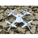 S5 RC Helicopter Warrior Drone Quadcopter 2.4GHz 4CH 6 Axis 2MP  HD Camera