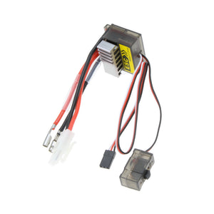 320A Brushed ESC Speed Controller /w Reverse for 1/8 1/10 RC Flat/off-road/Monster Truck/Truck Car/Boat