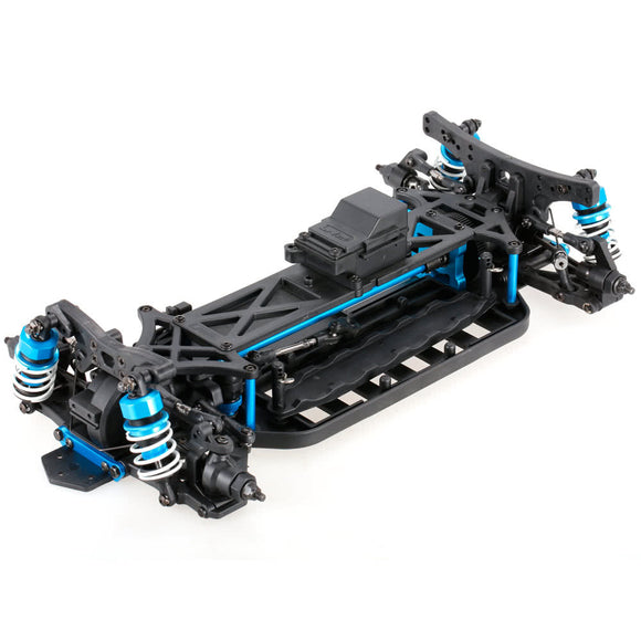 1/10 4WD Electric On-Road Drift Racing Car Frame Kit Chassis