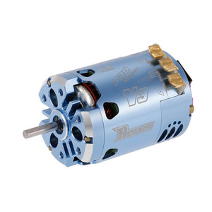 SURPASS HOBBY Rocket V3 540 8.5T Sensored Brushless Modified Motor for 1/10 RC Racing Car Truck