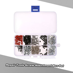 Repair Tools Screw Assortment Box Set for Traxxas HSP Redcat RC4WD Tamiya Axial SCX10 D90 HPI RC Car