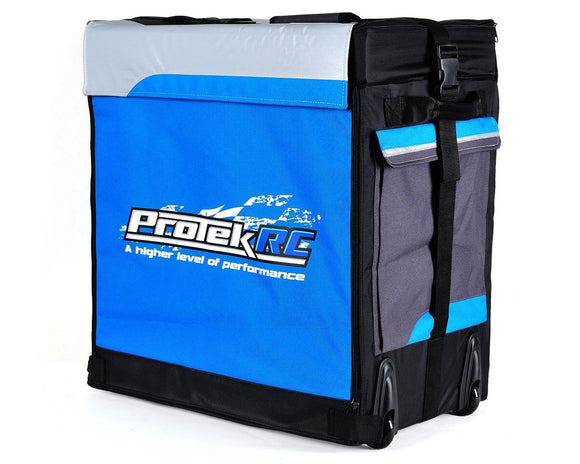 P-8 1/8th Buggy Super Hauler Bag (Plastic Inner Boxes)