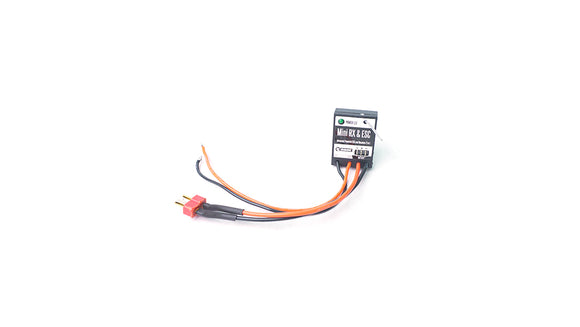 Receiver/ESC Unit: Black Marlin