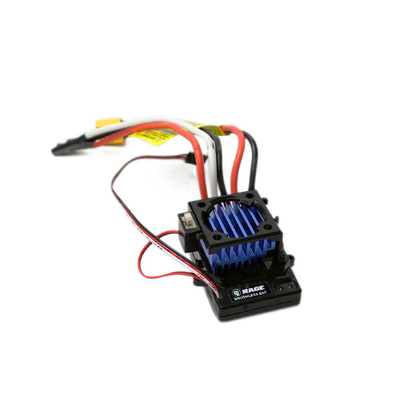 Brushless Electronic Speed Control: R10ST