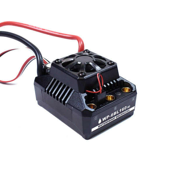 Brushless ESC (160A): RZX