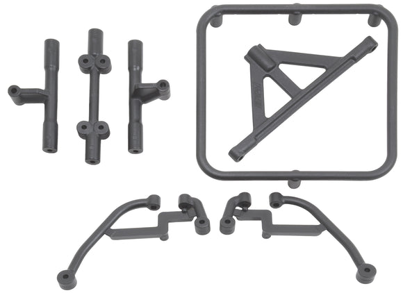 SINGLE SPARE TIRE CARRIER FOR TRAXXAS SLASH 2WD & 4X4