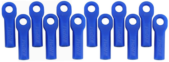 LONG ROD ENDS FOR TRAXXAS SLASH/RALLY (BLUE)