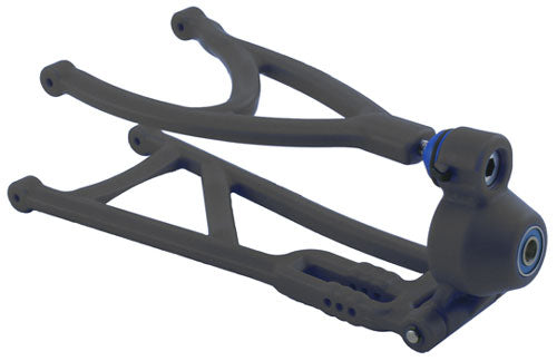 Revo True-Track Rear A-Arm Conversion Kit-Black