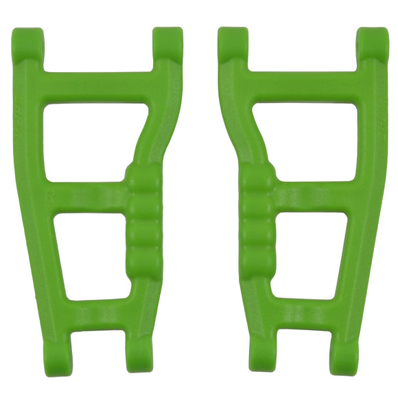 REAR A-ARMS FOR THE TRAXXAS SLASH 2WD - GREEN
