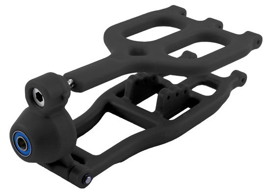 T/EMAXX TRUETRACK RR A ARM CONVERSION BLACK