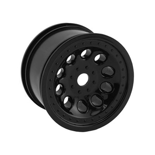 BLACK REVOLVER WHEELS 17MM HEX STABLE/MAXX OS