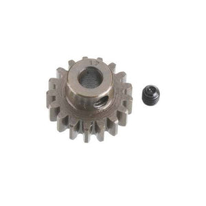 X HARD 5mm (1.0 MOD) PINION 17
