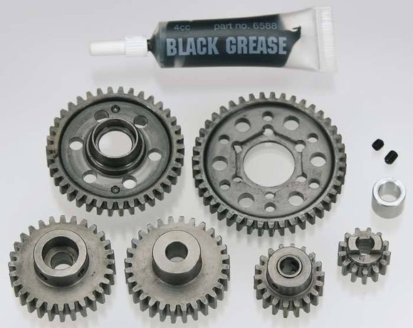 FWD ONLY GEAR KIT WIDE RATIO REVO/MAXX 3.3