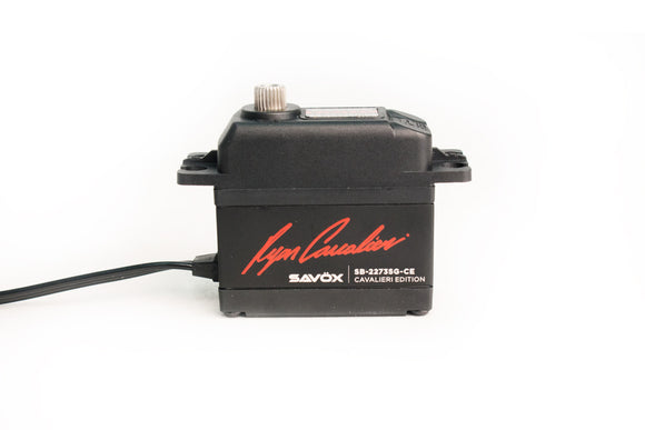 Ryan Cavalieri Edition HV BL Digital Servo .095/388.8 @7.4V