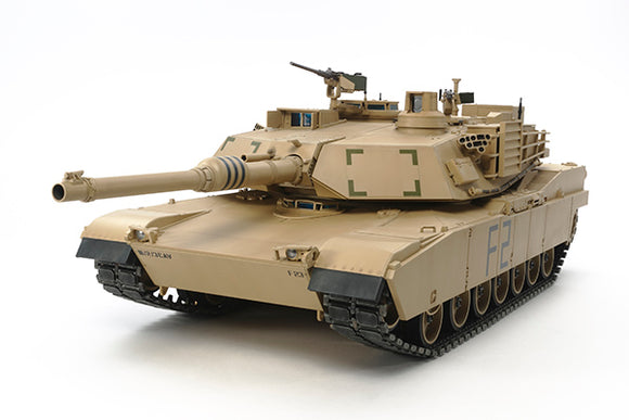 1/16 RC U.S. M1A2 Abrams Main Battle Tank, Full Option