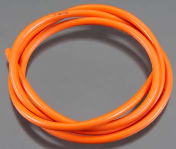 10 Gauge Super Flexible Wire- Orange 3'