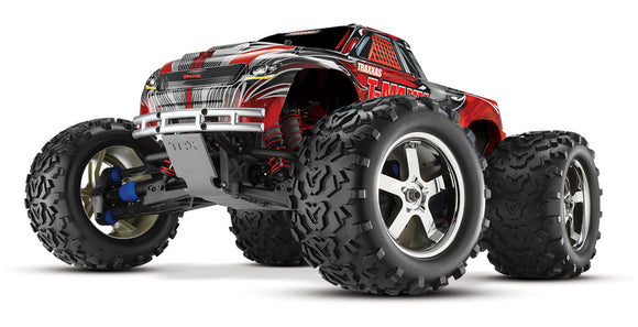 T-Maxx 3.3 Nitro Monster Truck RTR, W/2.4 GHz Radio and TSM