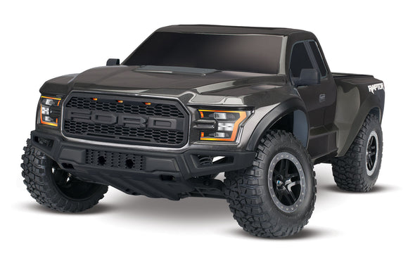 2017 Ford Raptor: 1/10 Scale 2WD RTR Truck - Black