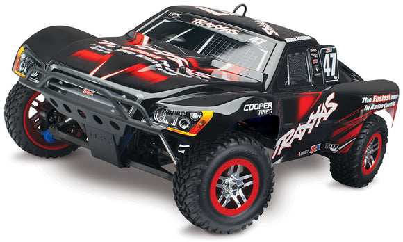 Slayer Pro 4X4: 1/10-Scale 4WD Nitro-Powered Short Course
