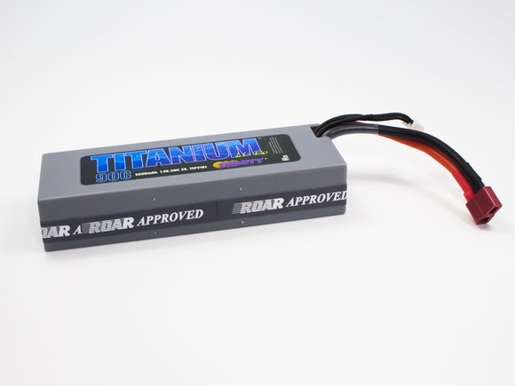 2S 7.4V 5500MAH 50C Battery Pack w/ T-Plug (Deans Type)