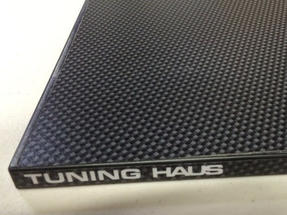 Matte Carbon Wrap for TUH1020