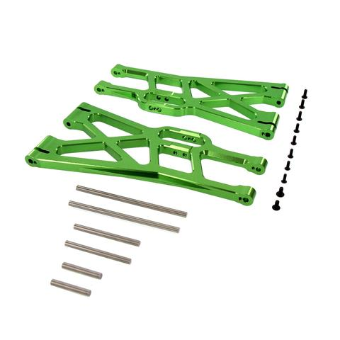 Traxxas X-Maxx Alloy Front/Rear Lower Arm, Green