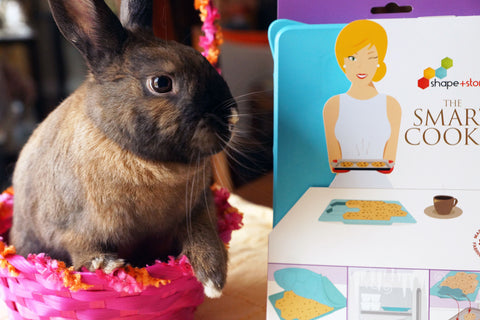 The Easter Bunny loves the Smart Cookie