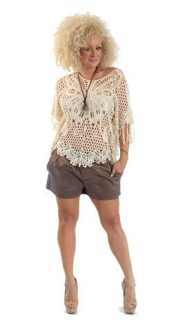 Cover Up Pattern Crochet - T3172