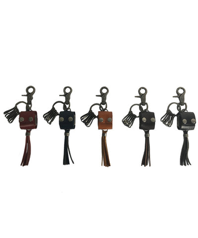 KeyChain Leather Fringe -  KC21