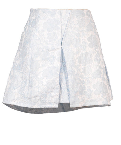 High Waist Skirt blue sky - PVO959A