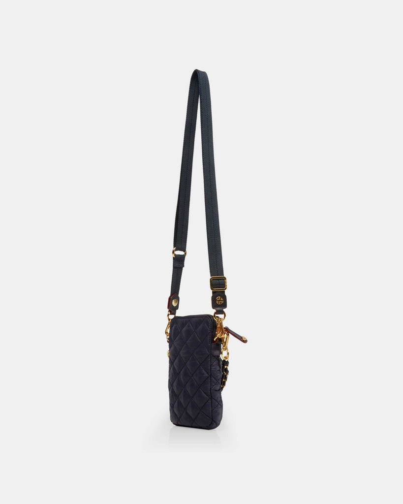 MZ Wallace Micro Phone Crossbody Dawn