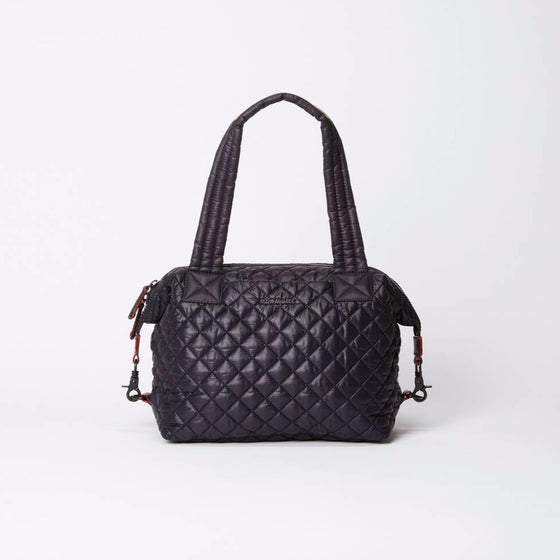 MZ Wallace Medium Sutton Deluxe Black