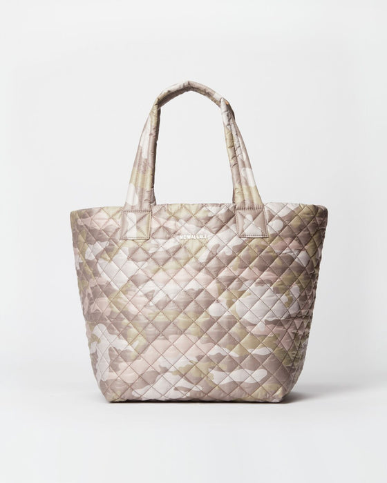 Medium Metro Tote Blush Camo