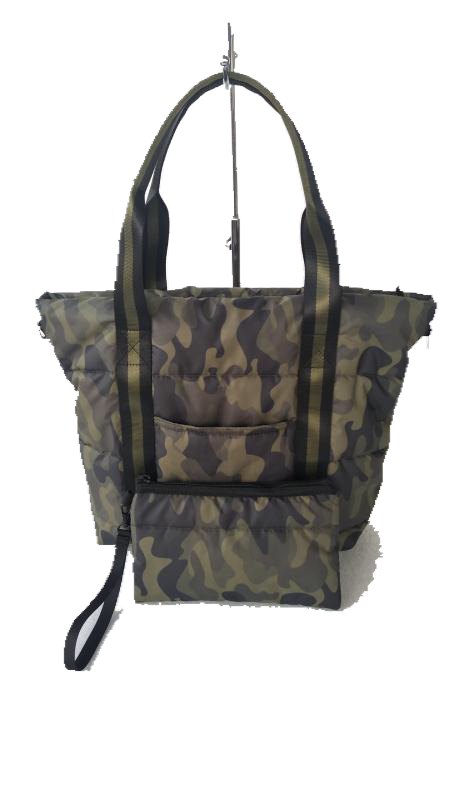 Puffer Tote Gym