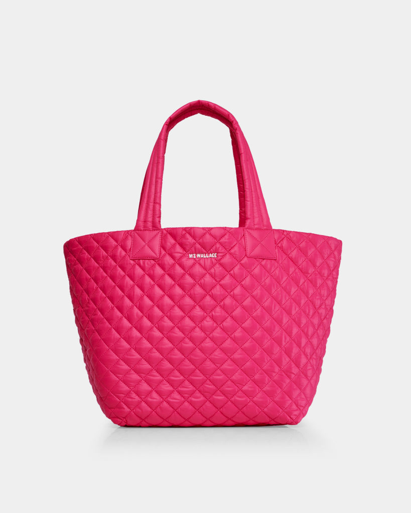 Medium Metro Tote Dragon Fruit