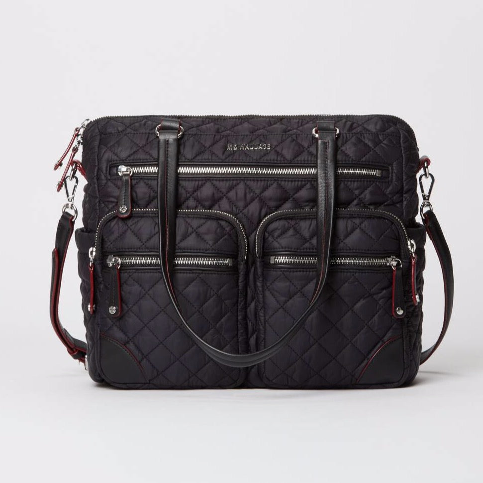 MZ Wallace City Bag Black