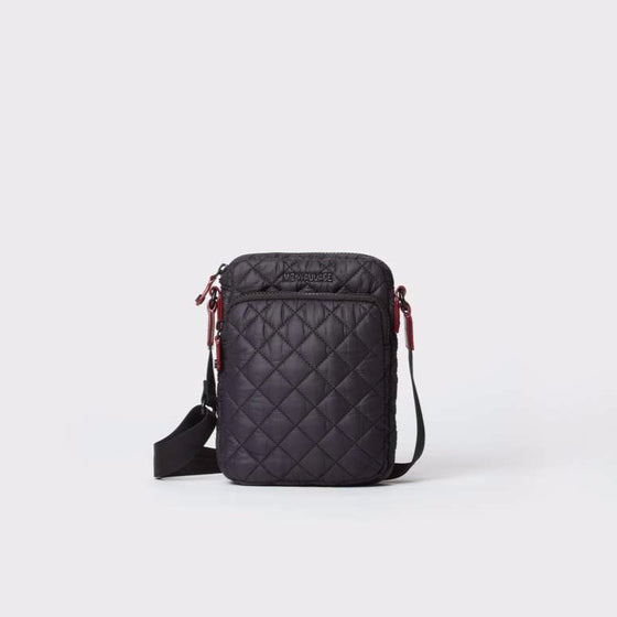 MZ Wallace Metro Crossbody Black