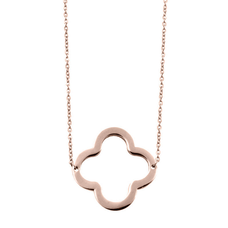 Hayden Necklace Rose