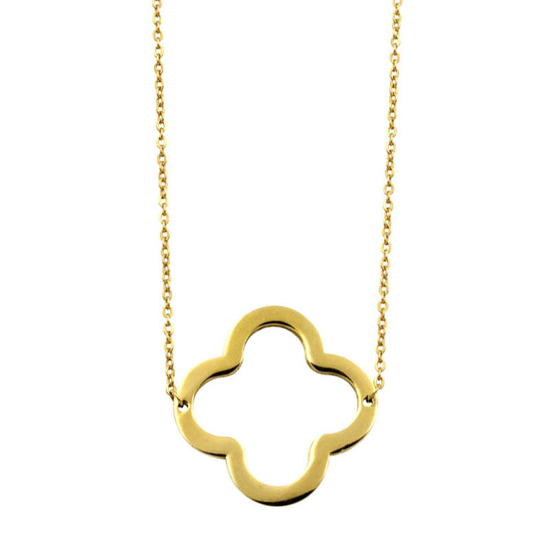 Hayden Necklace Gold