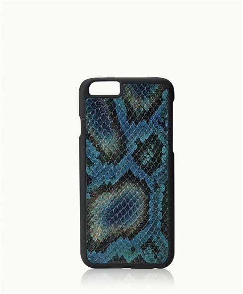 Python Hard Shell iPhone Case 6/6s Peacock