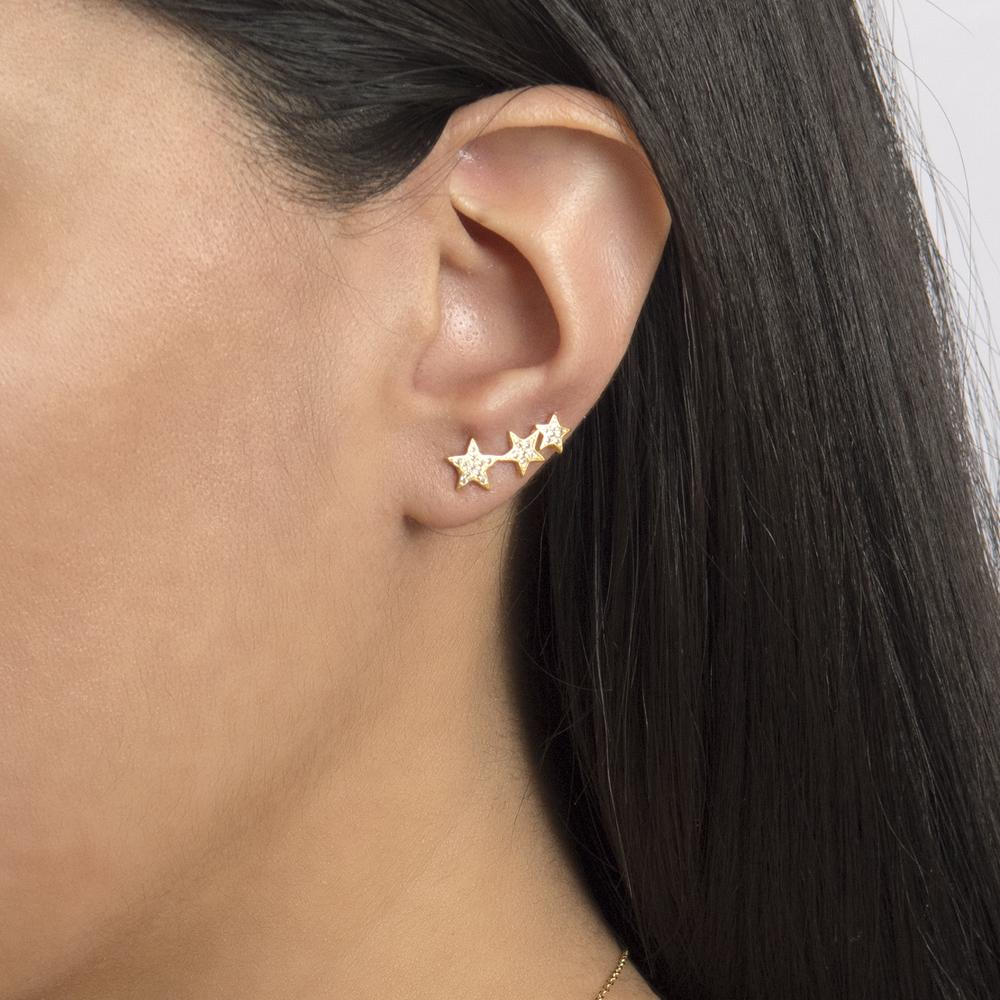 Star Climber Earrings