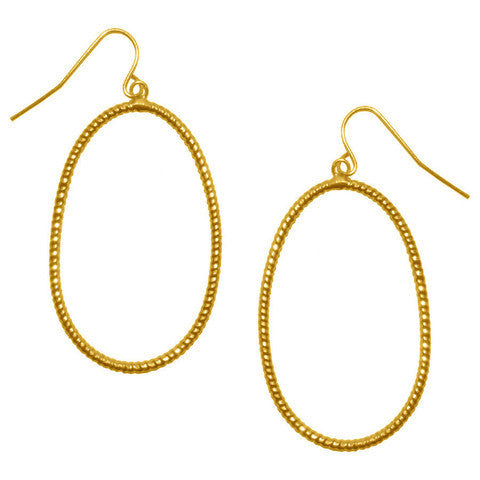 Brooke Earrings Gold