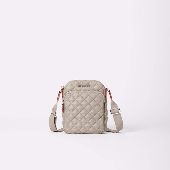 MZ Wallace Metro Crossbody Graphite