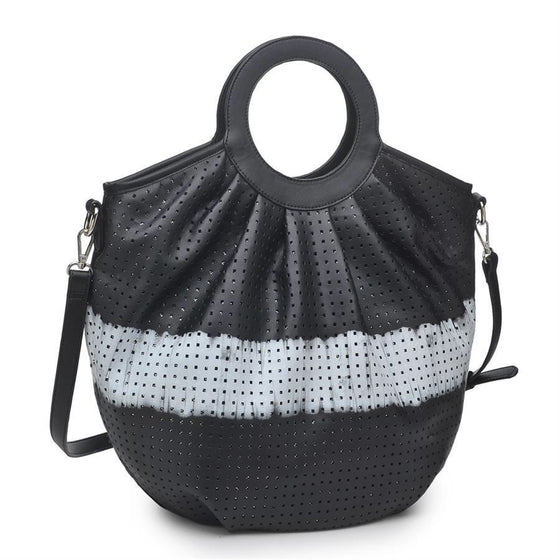 Marguerite Hobo Black