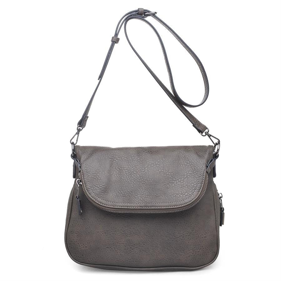 Dandelion Cross Body Bag Charcoal