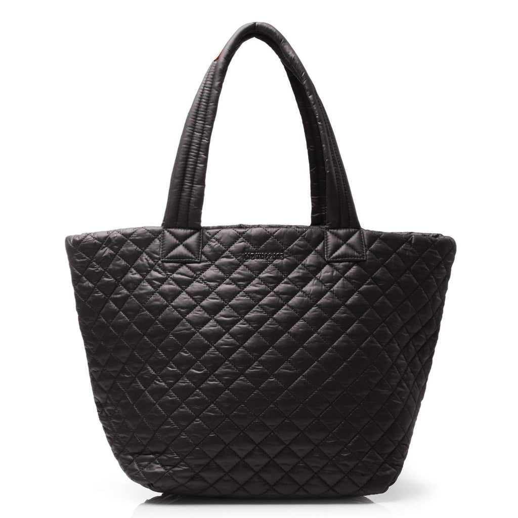 Medium Metro Tote Black