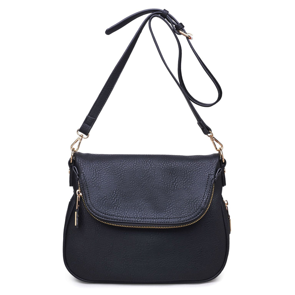 Dandelion Crossbody Bag Black