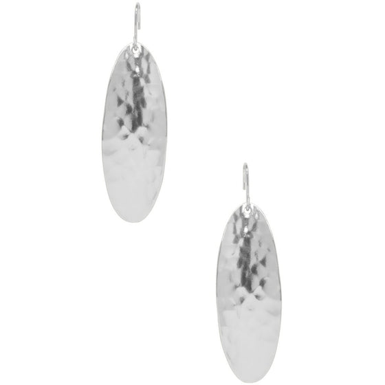Melodie Earrings Silver